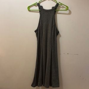 Grey Hollister dress size small